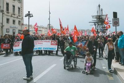 Manifestation 14.04 Marseille (33)