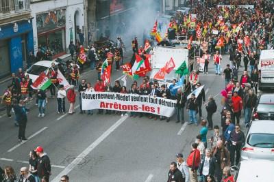 Manifestation 14.04 Marseille (76)