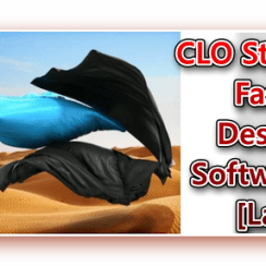 CLO Standalone Fashion Designing Software