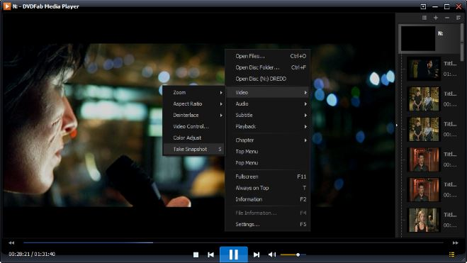 Download DVDFab Media Player Pro Free