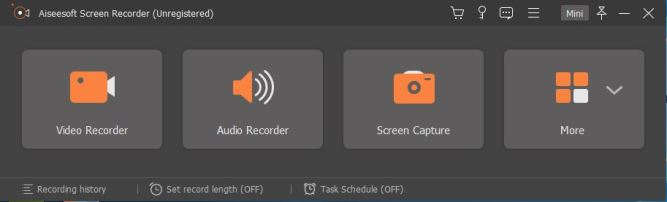 Download Aiseesoft Screen Recorder 2.1.20.0 Free