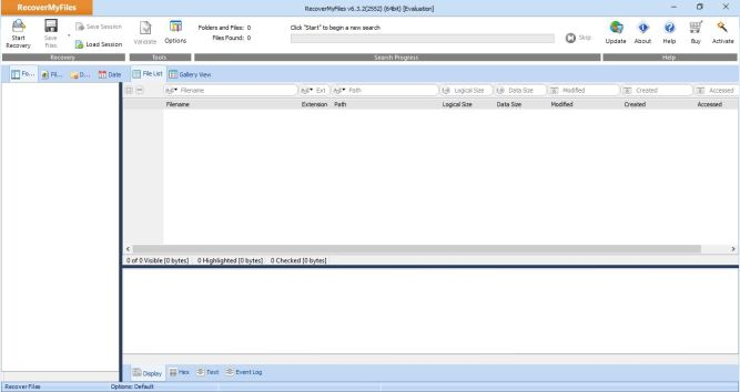 Download Recover My Files 6.3.2.2552 Free