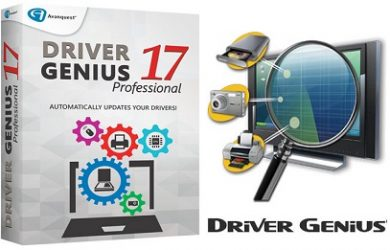 Driver Genius 17 Crack + License Key Full Free Download