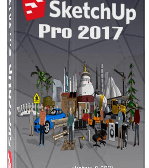 Google SketchUp Pro 2017 Crack Download