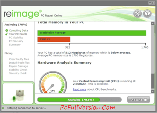 Reimage PC Repair 2017 Crack plus License Key