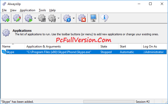 AlwaysUp Crack Keygen Full Version Free Download
