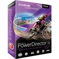CyberLink PowerDirector 15 Ultimate Crack + Serial Key FREE