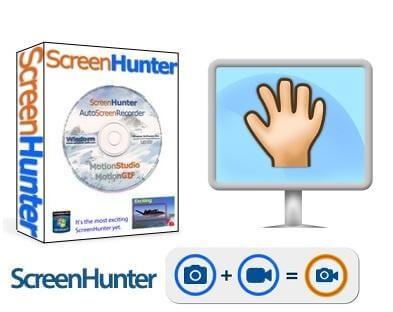 Screenhunter 7.0 Pro Crack + License Key Free Download