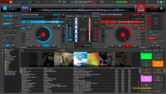 Virtual DJ Pro 8 Crack with Serial Number Full Download