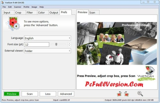 VueScan Pro Crack Download