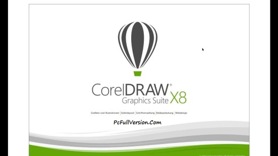 CorelDraw Graphics Suite x8 Crack & Serial Key Download