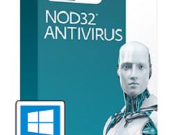 ESET NOD32 Antivirus 10 License Key Crack