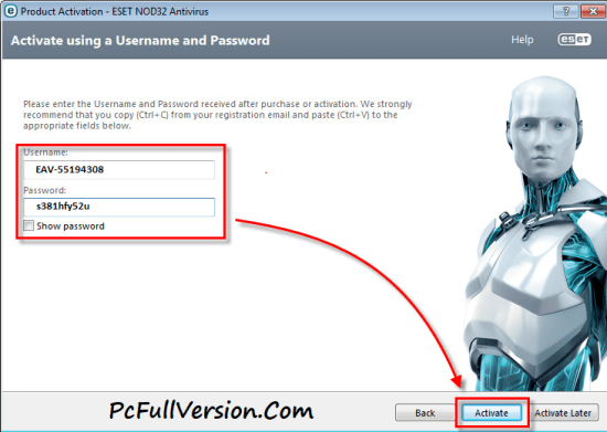 eset nod32 antivirus 8 license key 2018 facebook