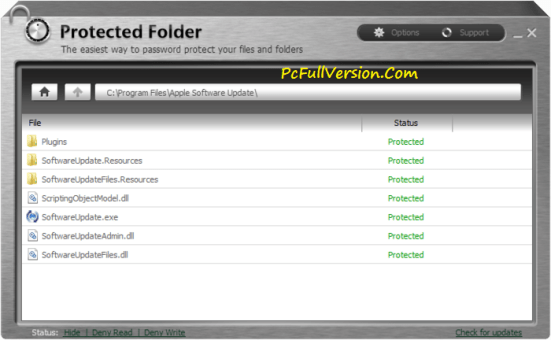 IObit Protected Folder 1.3 Crack + License Key Full Download