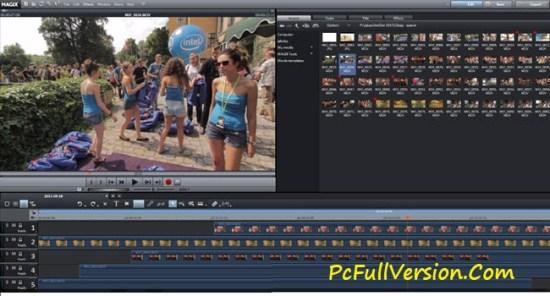 Magix Movie Edit Pro 2017 Premium Crack Free Download