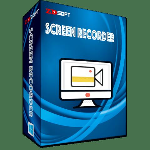 ZD Soft Screen Recorder Crack Download