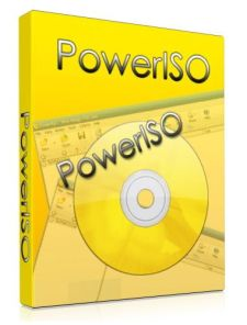 PowerISO 6.9 Crack Portable