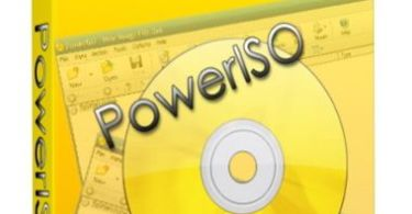 PowerISO 6.9 Crack Portable