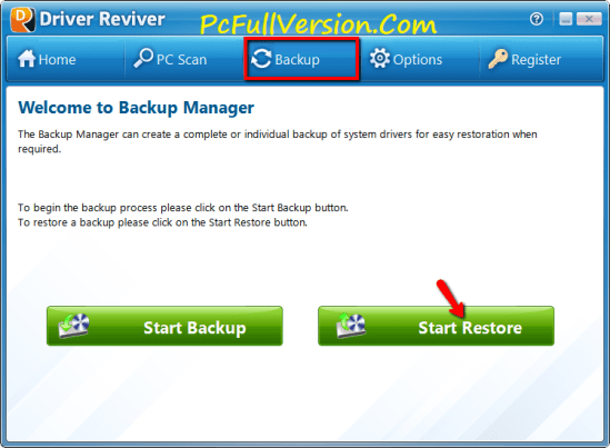 Driver Reviver License Key Crack