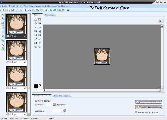 Easy GIF Animator Pro 6.2 Crack Download