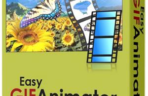 Easy GIF Animator Pro 6.2 Crack