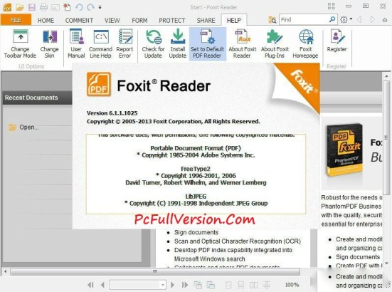 Foxit Reader Full Version Free Download