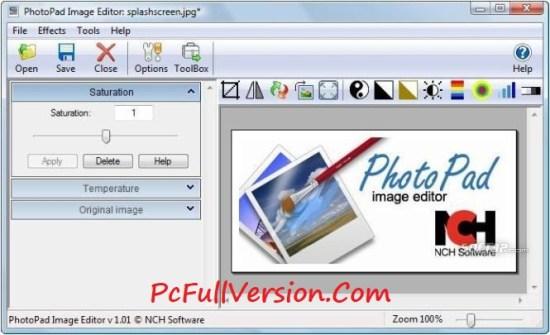 PhotoPad Image Editor Professional Registration Code