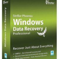 Stellar Phoenix Windows Data Recovery Pro Crack + Key