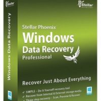 Stellar Phoenix Windows Data Recovery Pro Crack + Key