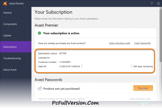 Avast Antivirus 2018 Free Download with Crack