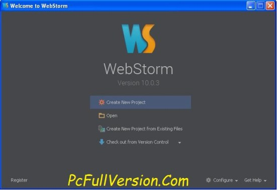 JetBrains Webstorm 2017.2.5 Crack With License Key