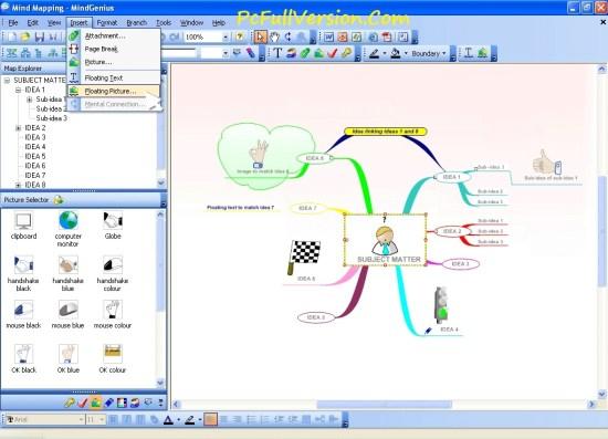MindGenius Business 6 Crack & Serial Key Free Download