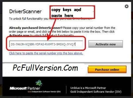 Uniblue DriverScanner Serial Key incl Crack Download