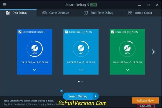 smart defrag 5.7 1