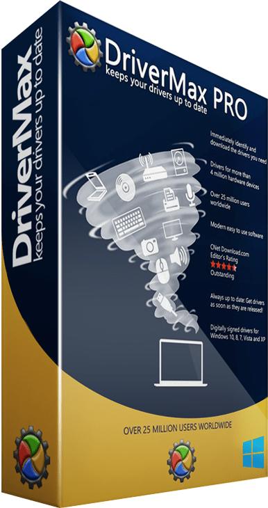 DriverMax PRO 9.41.0.273 Crack + License Key Full Download