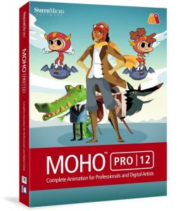 Smith Micro Moho PRO 12 Crack Keygen 2018 Free Download