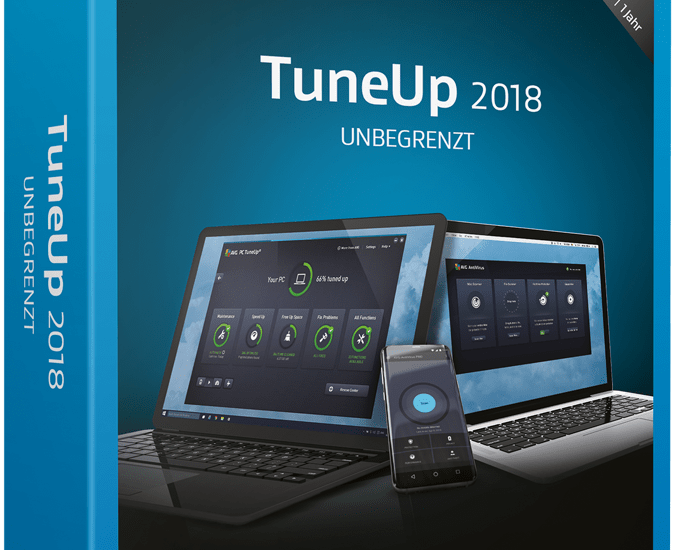 TuneUp Utilities 2018 Serial Key with Crack Free Download