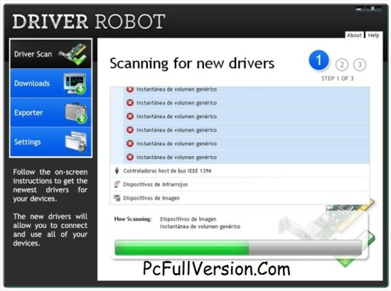 Driver Robot Full Crack