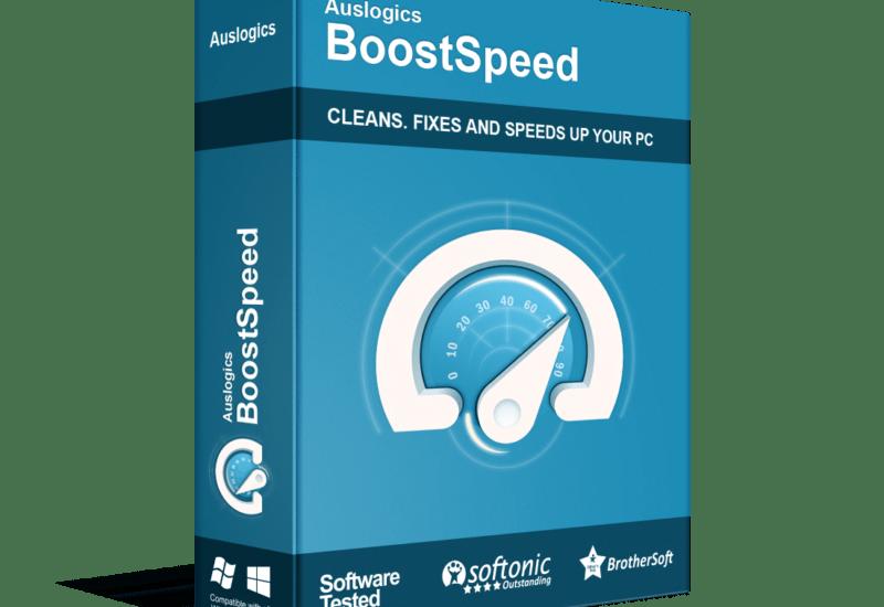 Auslogics BoostSpeed Premium 10 Crack