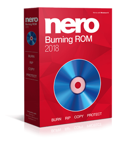 Nero Burning Rom 2018 Full