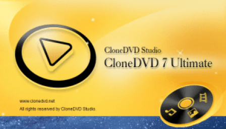 CloneDVD 7 Ultimate Crack