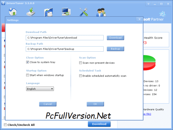 Driver Tuner 4.0 Serial Crack Keygen Full Version Download