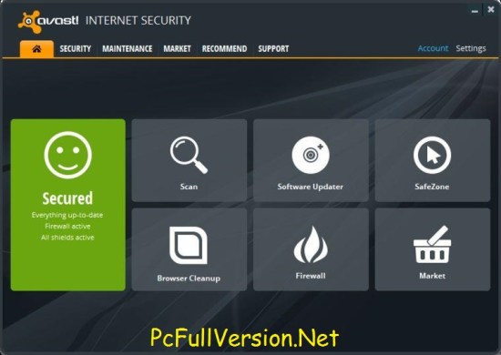 Avast Internet Security 2018 Crack + License Key Download