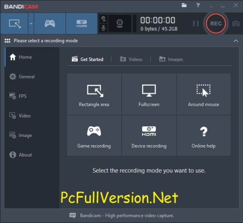 Bandicam Keygen Crack + Serial Number Free Download