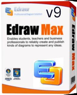 Edraw Max 9.1 Crack Download