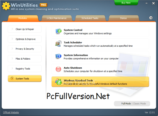 WinUtilities Professional 15 Key with Crack Download