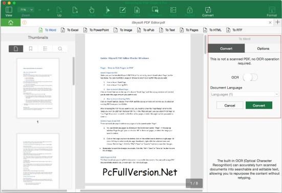 iSkysoft PDF Editor 6 Pro Crack & Registration Code Download