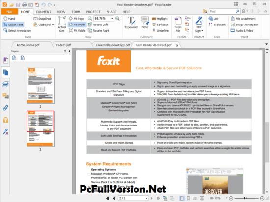 Foxit Reader Keygen