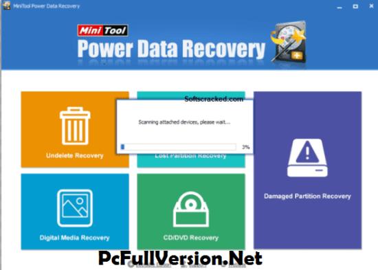MiniTool Power Data Recovery Registration Key