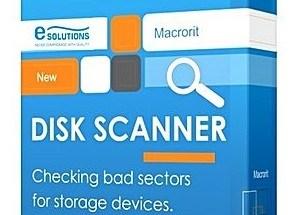Macrorit Disk Scanner Portable
